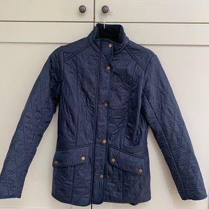 Women's Barbour Jacket - Cavalry Quilt
